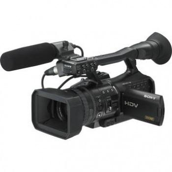 Sony HVR-V1P/V1E HDV 1080i/1080p 50i/25p PAL Cinema Style Camcorder