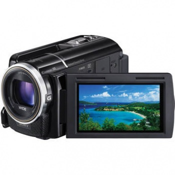 Sony HDR-XR260V High Definition Handycam Camcorder (Black) - NTSC