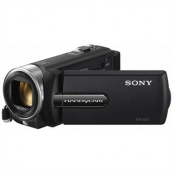Sony DCR-SX21E Digital Camcorder PAL (Black)