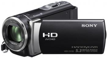Sony HDR-CX190E Black (PAL)