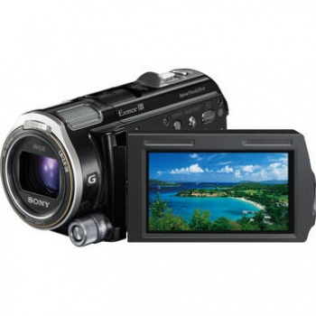Sony HDR-CX580VE -PAL- High Definition Handycam Camcorder (Black)