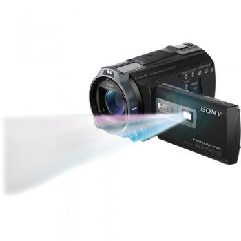 Sony HDR-PJ710V High Definition Handycam Camcorder (Black) - NTSC