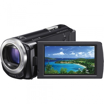 Sony PAL/HDR-CX250 HD MEMORY CAMCORDER-BLK