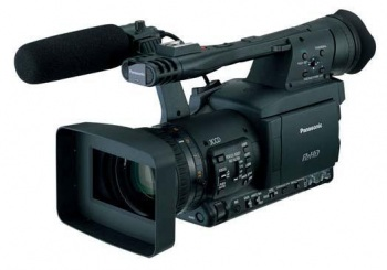 Panasonic AG-HPX170 P2HD Solid-State Camcorder