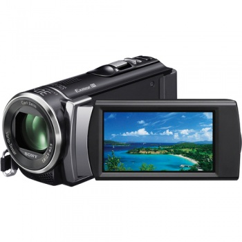 Sony PAL/HDR-CX200E HD CAMCORDER (BLACK)