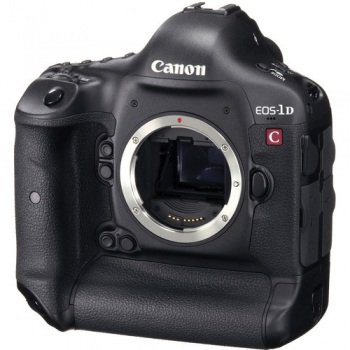 Canon EOS-1D C Camera (Body Only) (1DC)