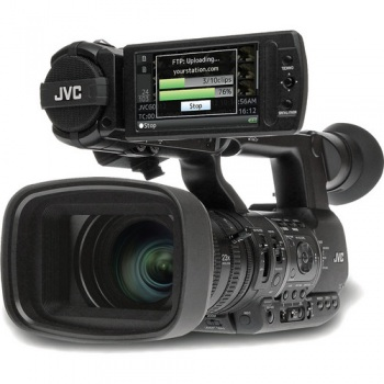 JVC GY-HM650E ProHD Mobile News Camera
