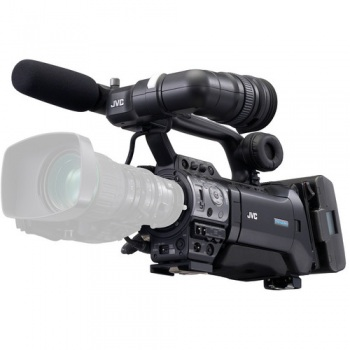 JVC GY-HM750E ProHD Compact Shoulder Camcorder (w/out Lens)