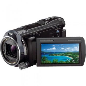Sony 32GB HDR-PJ650 HD Handycam Camcorder with Projector - NTSC - (Bla