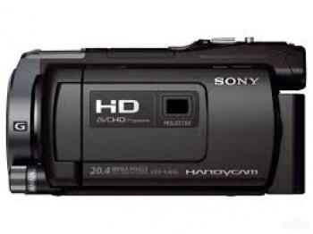 Sony PJ660E PAL Flash Memory HD Camcorder