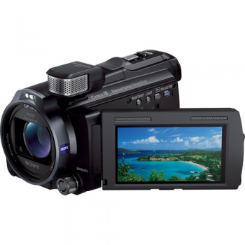 Sony PJ790VE Pal Flash Memory HD Camcorder