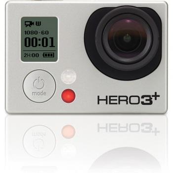 GoPro HERO3+ Black Edition Camera (Body)