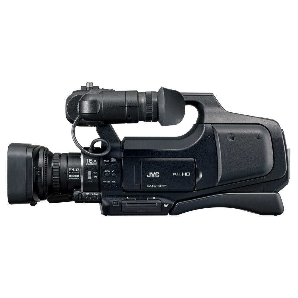 JVC GY-HM70E Pal HD Camcorder