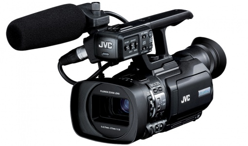 JVC GY-HM150E Camcorder