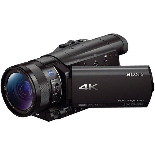 Sony FDR AX100E 4K Camcorder (PAL)
