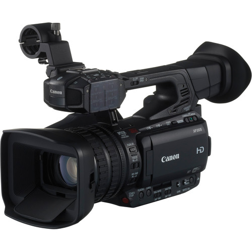 Canon XF205 HD Camcorder (PAL)