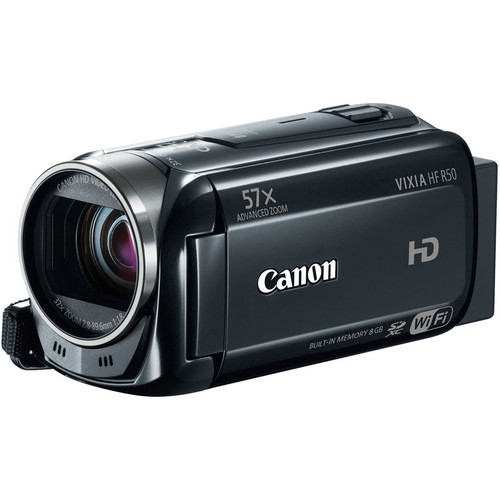 Canon VIXIA HF R50 Camcorder NTSC (HFR50)
