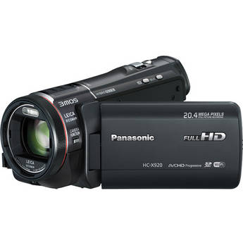 Panasonic HC-MDH2 AVCHD Shoulder Mount Camcorder (PAL) Basic Package with Extra Battery