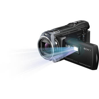 Sony 32GB HDR-PJ810E Full HD Camcorder with Built-in Projector