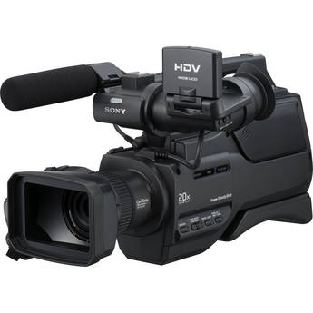 Sony HVR HD1000E/P Digital High Definition HDV Camcorder (PAL)