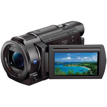 Sony FDR-AX33 4K Ultra HD Handycam Camcorder NTSC