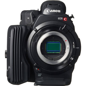 Canon EOS C500 4K Cinema Camera (EF Mount)