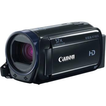 Canon VIXIA HF R600 Full HD Camcorder (Black)