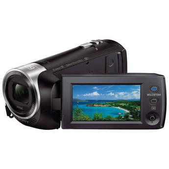 Sony HDR-PJ440 HD Handycam with Built-In Projector and 8GB Internal Me