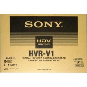 Sony HVR-V1U 3-CMOS 1080i Professional HDV Camcorder with 20x Optical Zoom