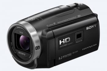 Sony PJ675 Handycam with Built-in Projector (PAL)