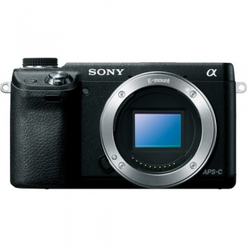 Sony Alpha NEX-6 Mirrorless Digital Camera Body [Black] (NEX6)