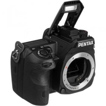Pentax K-3 DSLR Camera (Body Only) Black