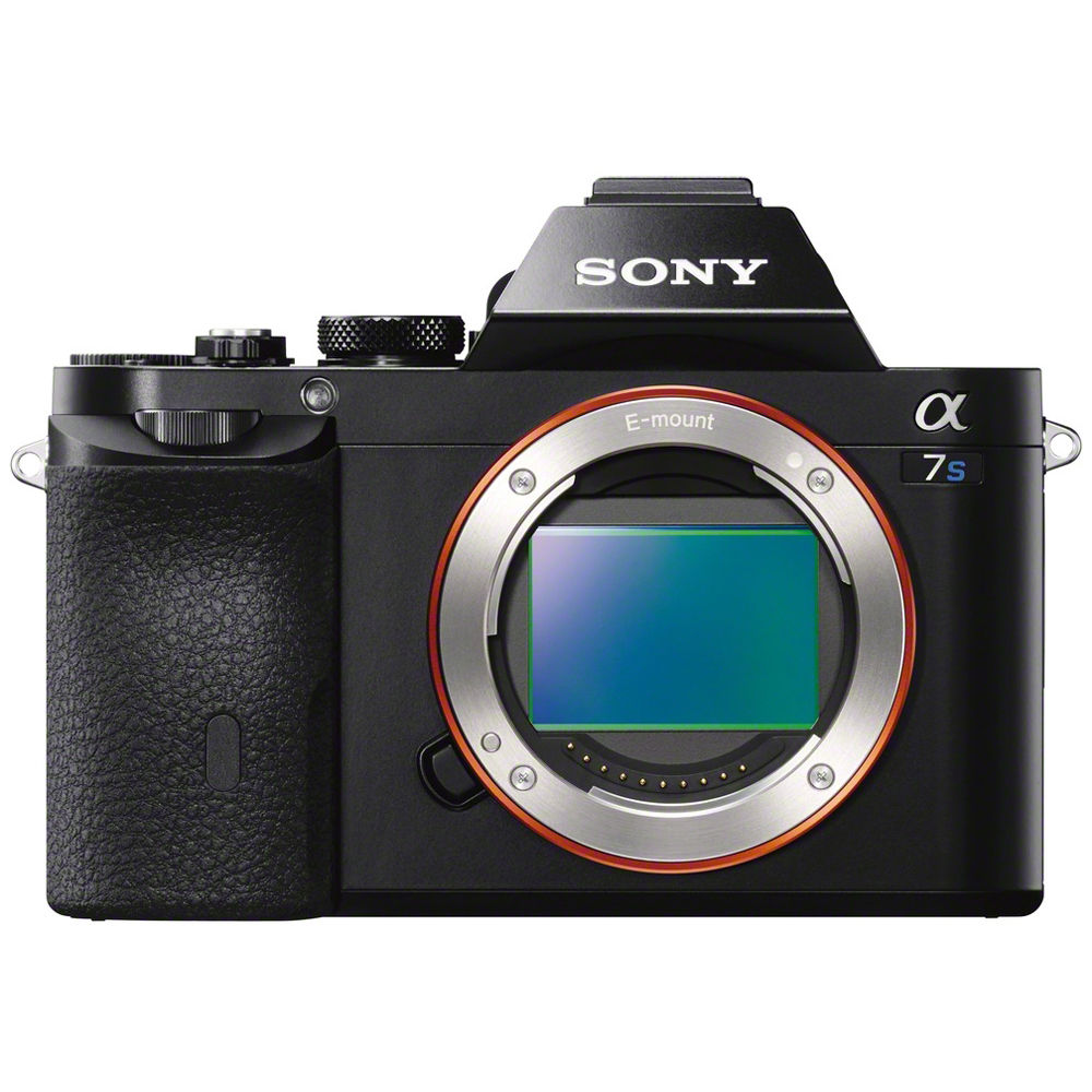 Sony Alpha a7S /ILCE 7S Mirrorless Digital Camera (Body)