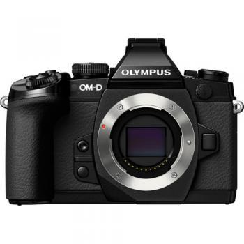 Olympus OM-D E-M1 Mirrorless Digital Camera (Black Body Only)