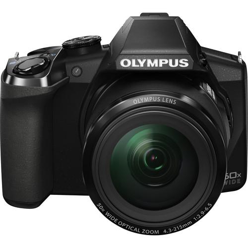 Olympus Stylus SP-100E Digital Camera
