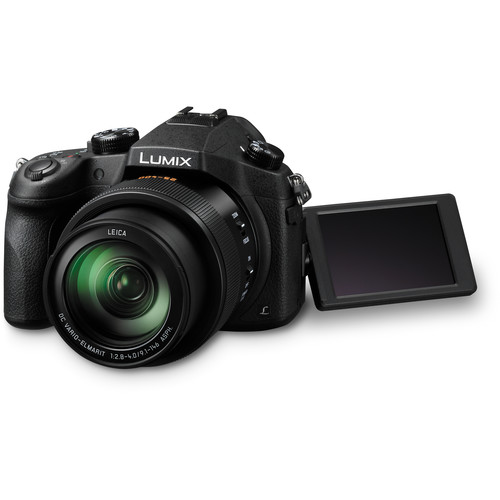 Panasonic LUMIX DMC-FZ1000 4K Digital Camera