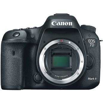 Canon EOS 7D Mark II DSLR (Body Only)