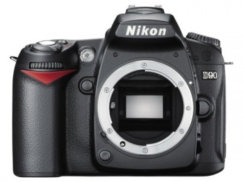 Nikon D90 SLR Digital Camera (Camera Body)