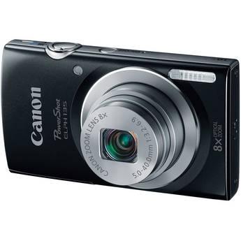 Canon PowerShot ELPH 135 / IXUS 145 (Black)