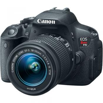 Canon EOS 700D/T5i DSLR Camera with 18-55mm IS STM Lens