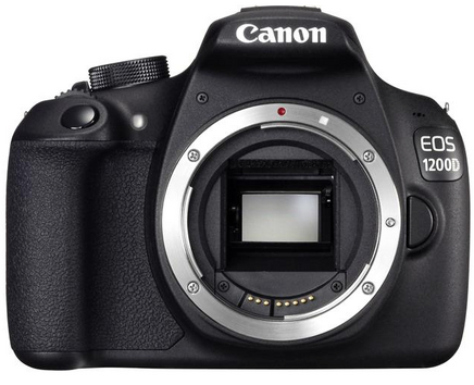 Canon EOS 1200D/T5 (Body Only)