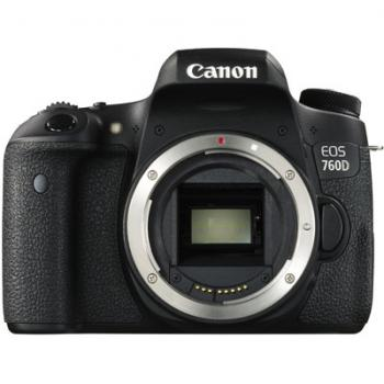 Canon EOS 760D/T6s Digital SLR Camera (Body Only)