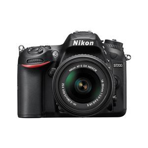 Nikon D7200 DSLR Camera with AF-P DX NIKKOR 18-55mm Lens