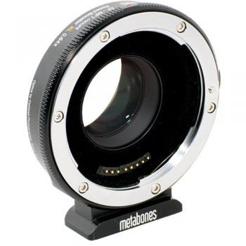 (MB_SPEF-M43-BT3) Metabones Canon EF Lens to Micro Four Thirds T Speed Booster XL 0.64x