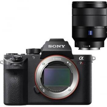 Sony Alpha a7R II Mirrorless Digital Camera with Vario-Tessar T* FE 24-70mm f/4 ZA OSS Lens