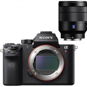 Sony Alpha a7R II Mirrorless Digital Camera with Vario-Tessar T* FE 24-70mm f/4 ZA OSS Lens