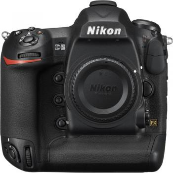 Nikon D5 DSLR Camera (Body Only Dual XQD Slots)