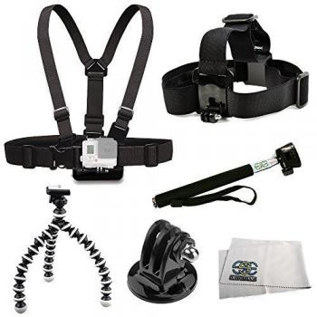 HDFX GoPro Essentials Accessory Kit