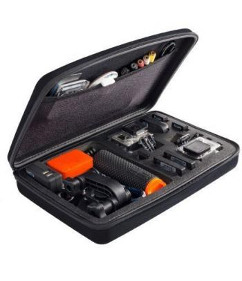 HDFX GoPro Large Premium Custom Case (Travel Case)
