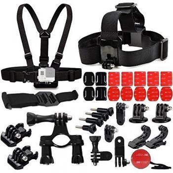 Outdoor Adventure Accessory Kit for All GoPro HEROs